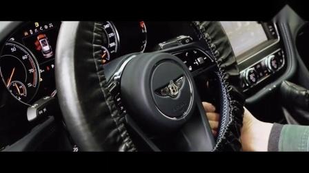 【启墨小视频】已签收!中国第一部添越SUV首发限量版