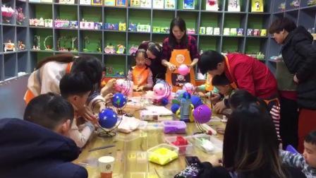 天才计划儿童手工坊精彩活动回顾