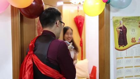 陈嘉豪骆妙仪婚礼MV