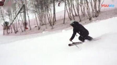 我在红花滑雪学院国际大神营-丸山01截了一段小视频