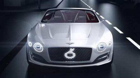 【启墨小视频】EXP 12 SPEED 6e电动概念车