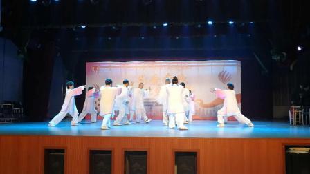 (20181212)24式太极拳【暖心工程】活动展演--湘西州老年大学太极班