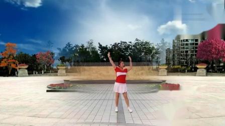 洛阳菲菲广场舞《拍拍拍》动作分解