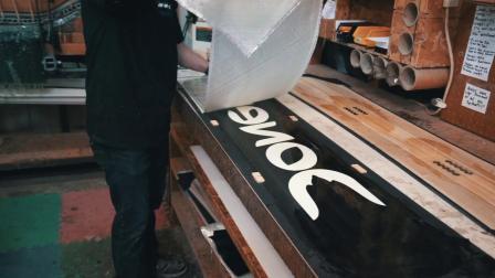 Make a Snowboard