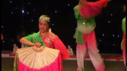 踏歌起舞的中国
