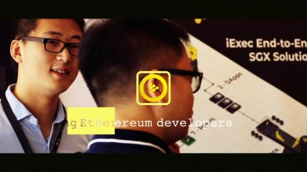 2018 布拉格 以太坊开发者大会 Devcon4 & iExec Summit