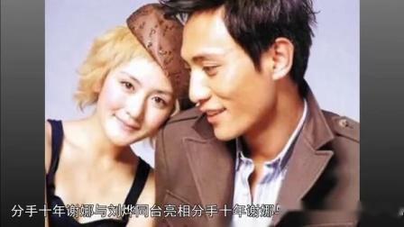 分手十年谢娜与刘烨同台亮相