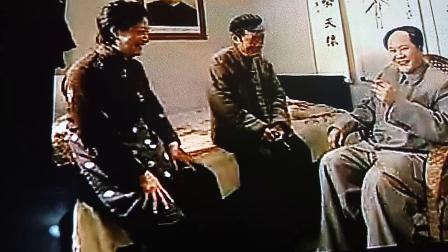 人民都热爱您,平易近人的毛主席