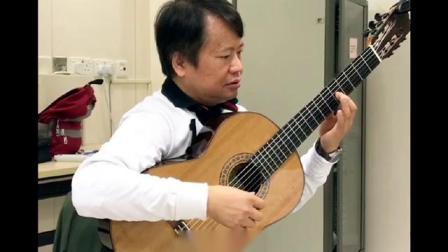 Raymond Au彈唱天地之捕風的漢子上課教學錄音