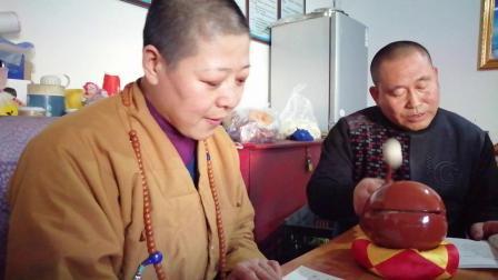 圆满师父领弟子修习《地藏菩萨本愿经》33分钟