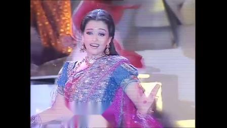 【印度现场】 2003 年艾西瓦娅《宝莱坞生死恋》现场演绎