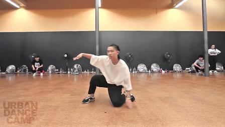 Numb Getting Colder - Flume _ Franklin Yu Choreography ft. Sienna Lalau