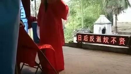 湖南邵阳洞口花鼓戏片段-二流