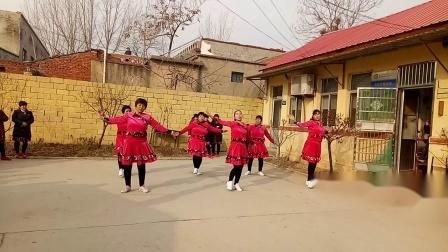 最美的中国--南鄙东村广场舞