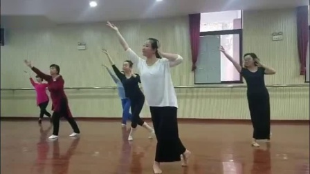 古典舞:西湖春