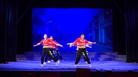 郑山舞蹈队