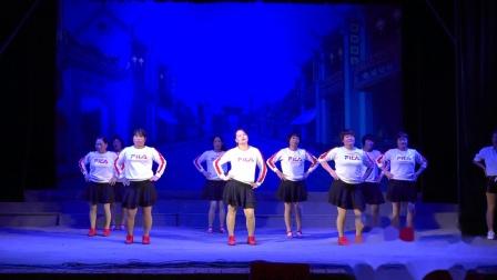 山车山舞蹈队
