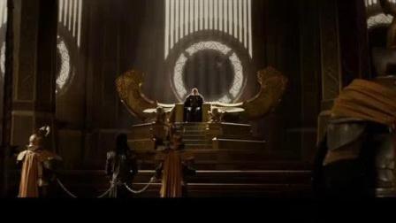 我在雷神2:黑暗世界截取了一段小视频