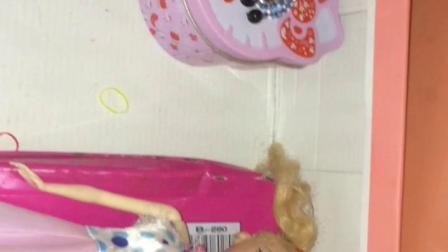 芭比娃娃的日常生活