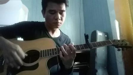 最美的期待(周笔畅)  毅指弹吉他