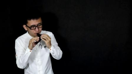 陶笛兴课堂风雅12孔SF熏烧演奏《醉千年》