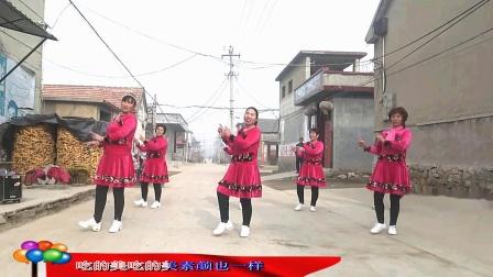《美美哒》--南鄙东村广场舞队