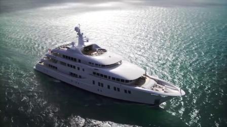 INVICTUS 66M DELTA MARINE 超级游艇驾驶测试
