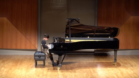 Claude Debussy Hommage A Haydn - Giselle Wu, 8 Years Old