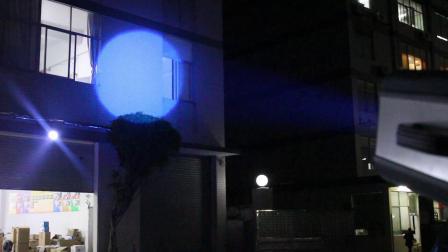 LED330追光灯视频 带水印