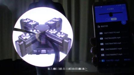 3D全息广告机 第二代