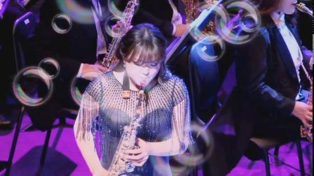 美女萨克斯演奏家~阿尔伯特.韦伯96S