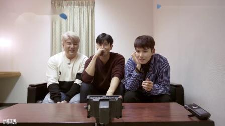 祝 东海惊喜生日派对!终于合体的名古屋成员与D&E! SJ Returns2