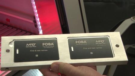 FOBA M2000-P 带视觉系统的激光打标