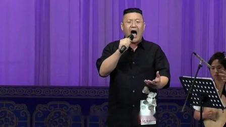 唐山评剧团 纪佳旺演唱秦香莲选段【与驸马打坐开封堂上】