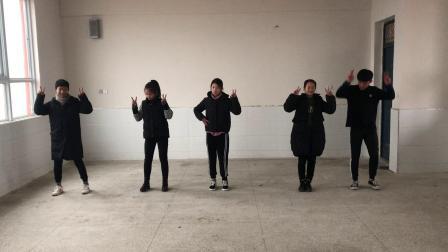 20181226八六班兔子舞