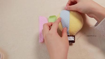901031——热气球装饰缝制视频教程