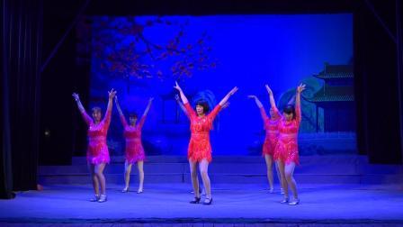 2018.12.21竹高车舞蹈队