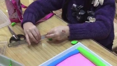 天才计划儿童手工坊外国小朋友也喜欢玩DIY手工