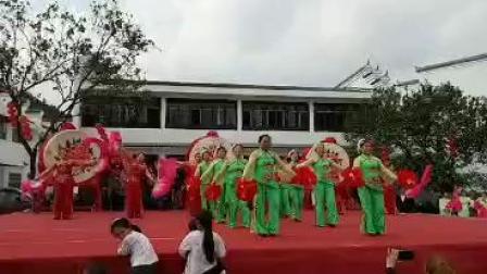 怀化洪江区楠木田舞蹈队美好的祝福
