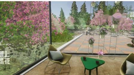 景上VR虚拟现实互动多媒体样板间看房系统