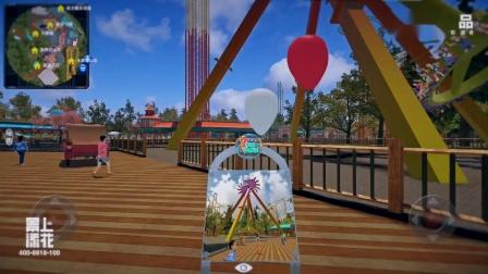 景上VR虚拟现实互动多媒体主题乐园系统