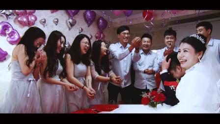 12月22日 李浩&王楠 婚礼精剪片
