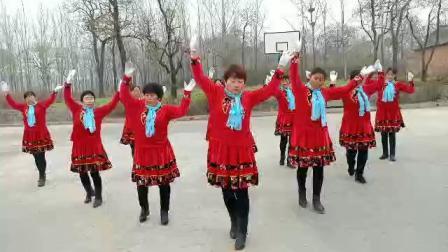 堂街姐妹舞蹈:中国心1545640998680