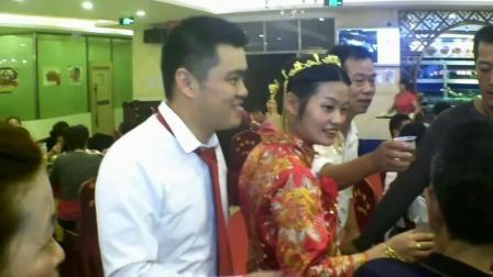 百年好合婚礼视频1228