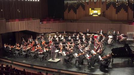 威尔第《纳布科序曲》浙江音乐学院交响乐团