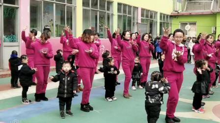 师生共舞《战斗》