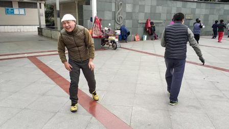 20181230老六路上海小站揉手交流(鲁旭vs祖华)