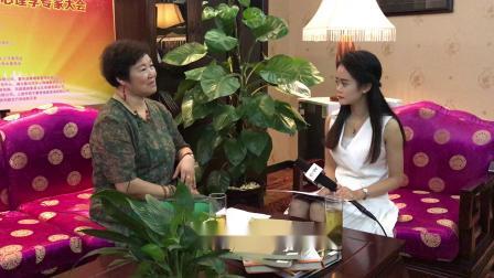 周杏林-幸福中国杏福家创始人接受电视台采访