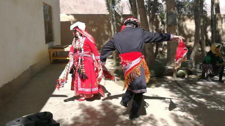 塔吉克族舞蹈