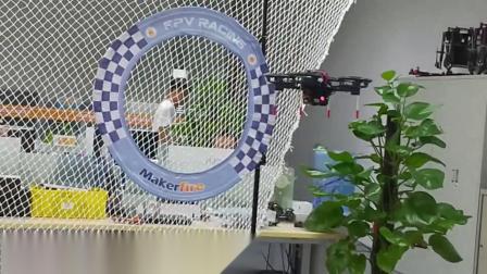 Makerfire GhostII无人机编程:穿障碍圈